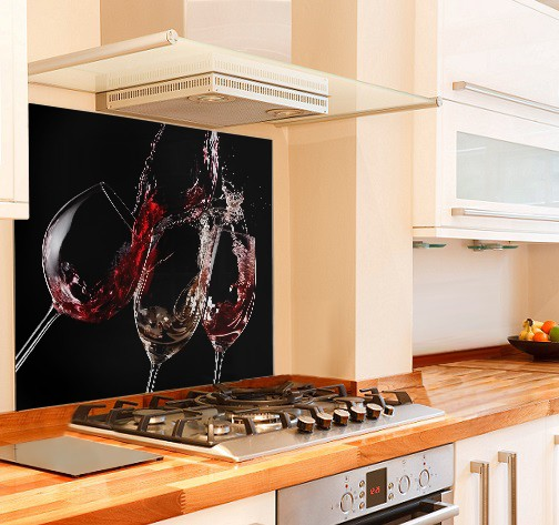 Buy Printed Glass Splashbacks