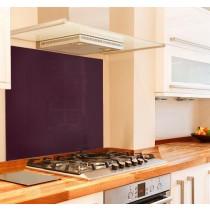 purple RAL 4007 mockup