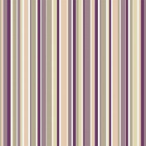 Purple Stripes diy kitchen glass splashback