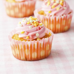 Cupcakes sq diy kitchen glass splashback
